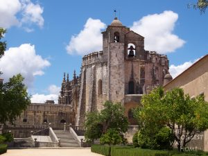 Convent of Christ (Tomar) in Portugal
