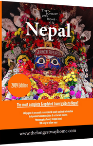 Best guidebook to Nepal