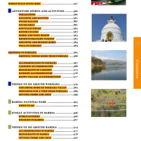 Nepal guide book table of contents 6-min