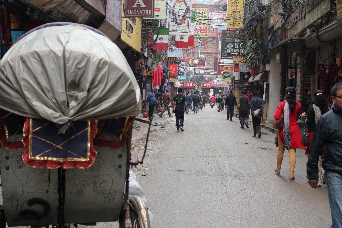 Scenes from Thamel, Kathmandu