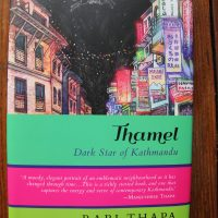 Thamel - Dark Star of Kathmandu book cover