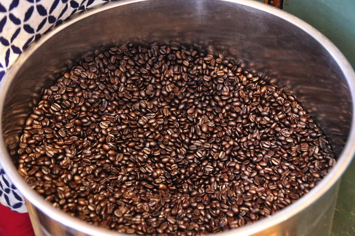 Himalaya Java Coffee Beans