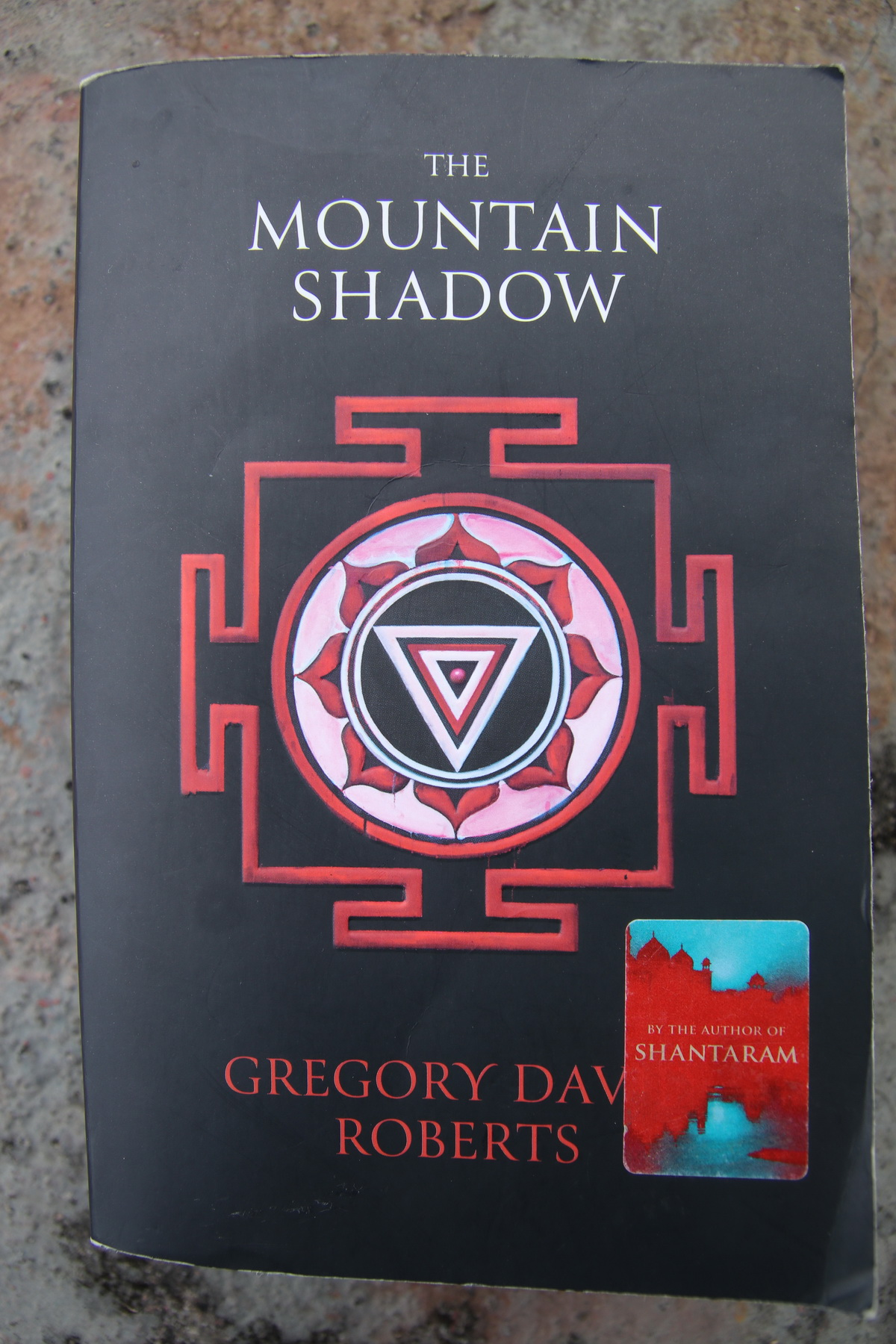 The Mountain Shadow Book Cover