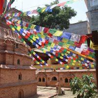 Ashok Stupa in Thamel