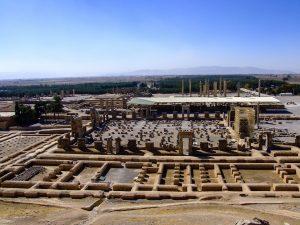 Persepolis city view