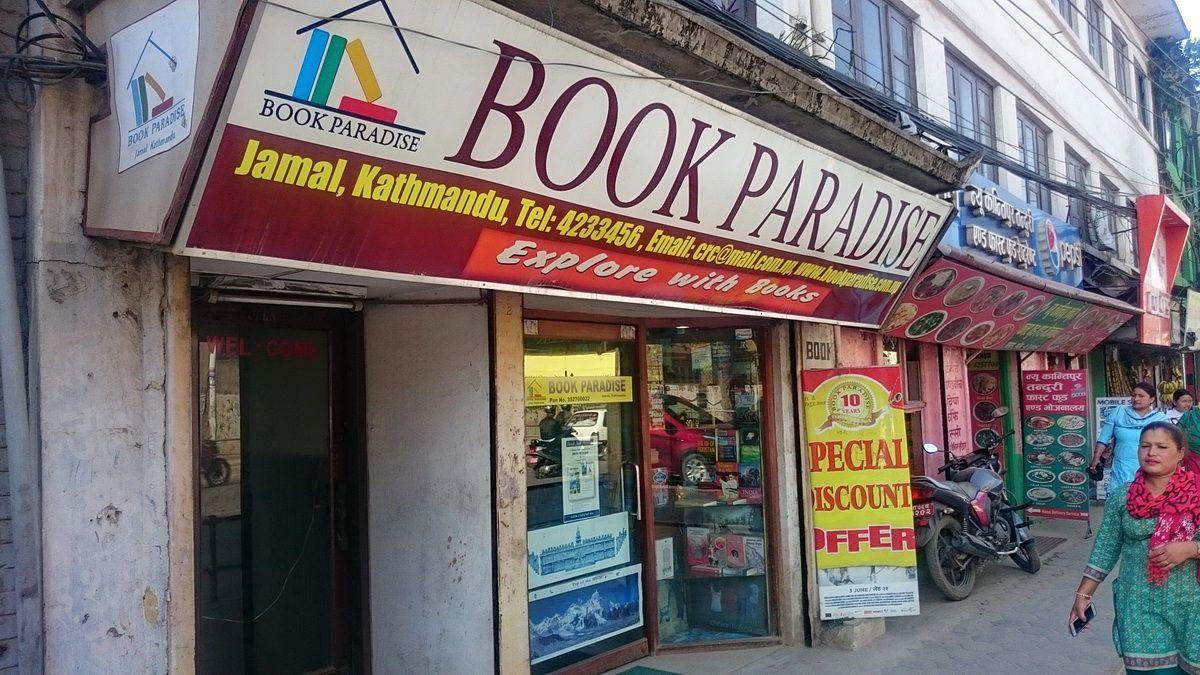Book Paradise in Kathmandu