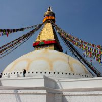Boudhanath Stupa is known as Kasti chaity