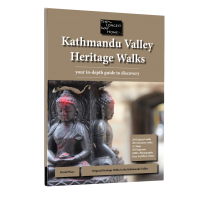 Kathmandu Valley Heritage Walks book cover