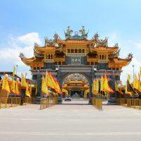 Nine Emperor Gods Temple (Tow Boo Kong), Butterworth, Penang, Malaysia