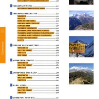 Nepal guide book table of contents 7-min