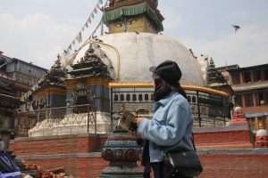 Discover new places with the Kathmandu Valley Heritage Walk Book-