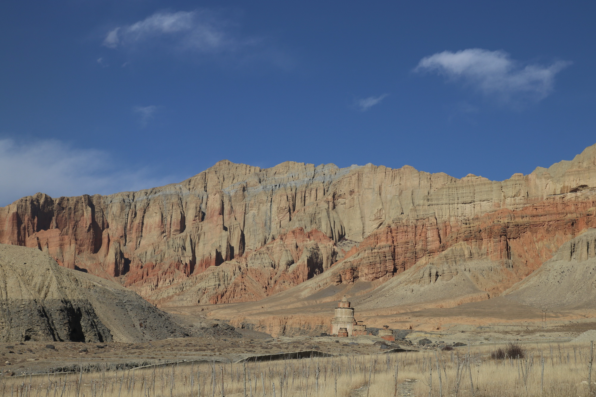 Ghami to Tsarang mountains - Upper Mustang Trek