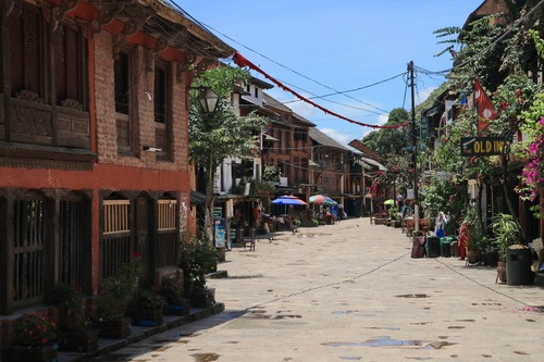Bandipur Bazaar