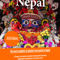 Nepal Guidebook Cover 2020
