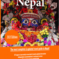 Nepal Guidebook Cover 2021