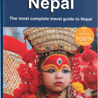 Cover of Nepal Guidebook 2021 Edition
