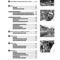 Nepal Guidebook Table of Contents 7 Sample