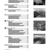 Nepal Guidebook Table of Contents 3 Sample