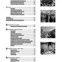 Nepal Guidebook Table of Contents 2 Sample