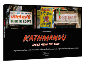 Kathmandu: Signs from the Past book cover