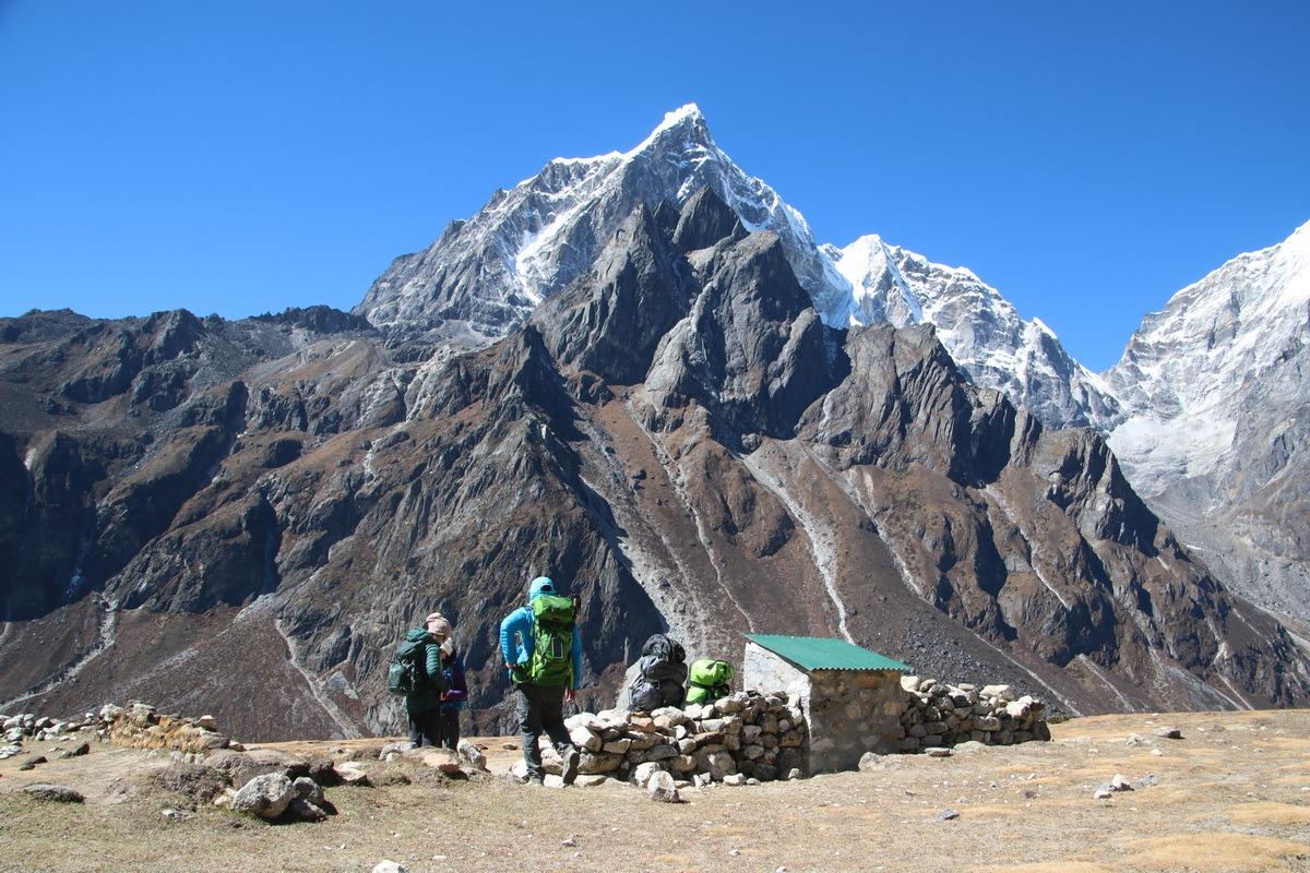 Trekkers in Nepal During the Pandemic