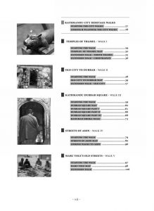 Kathmandu Valley Heritage Walk Table of Contents Page 2