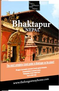 Bhaktapur Guidebook