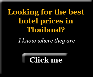 hotels in Thailand prices