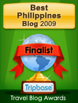Tripbase Blog Awards 2009\