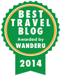 best travel blog 2014