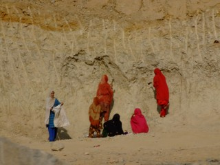 Women on the Khyber Pass