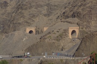 Khyber Railway Tunnel