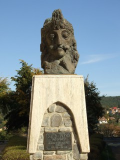 Bust of Vlad the Impaylor