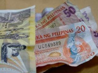 Pesos from the Philippines