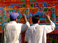 truck painters from Pakistan