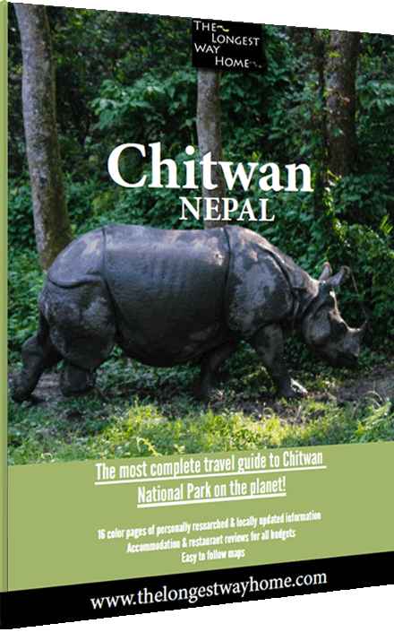 Chitwan travel guidebook
