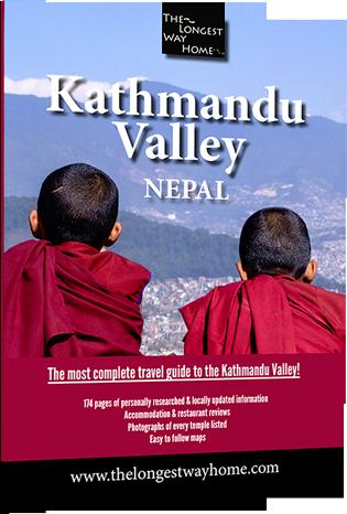 Kathmandu Valley Travel Guidebook
