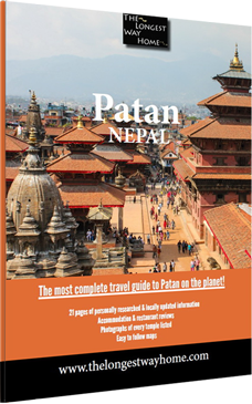 Patan travel guidebook