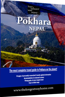 Pokhara travel guidebook