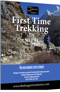 First Time Trekking in Nepal Guidebook
