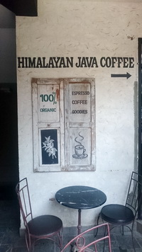 Himalayan Java Coffee in Nepal